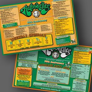 Rathskeller menu